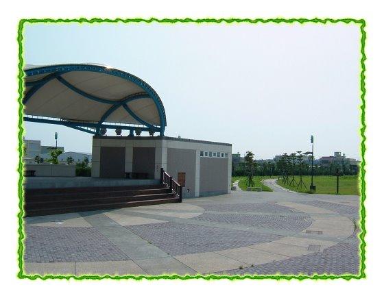 新巿鎮公園活動舞台