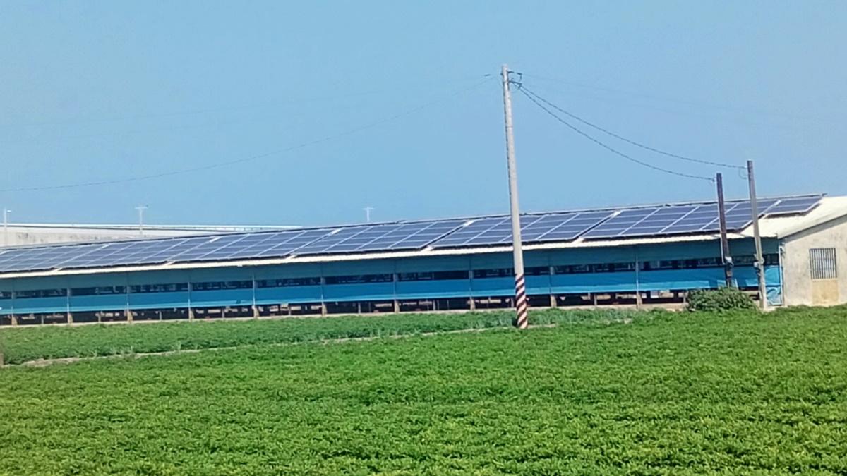 彰化縣108年太陽光電裝設全國第一