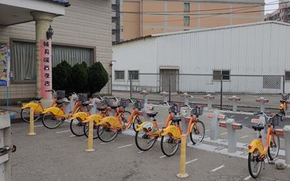 「鹿港基督教醫院站」公共自行車自110年4月6日起停止營運