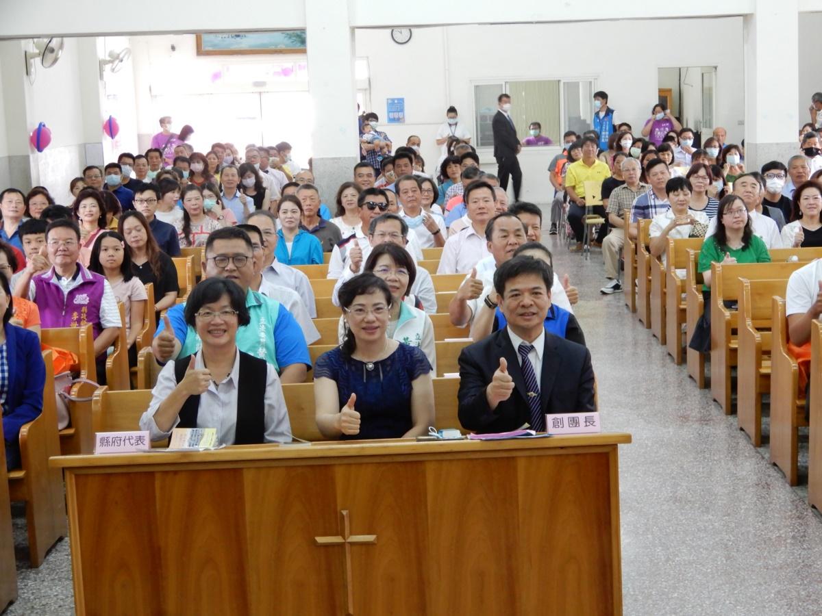 喜樂創院55周年首屆顧問團成立