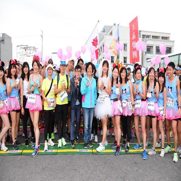 臺灣最有人情味的田中馬開跑囉! 萬人用雙腳體驗彰化農村之美
