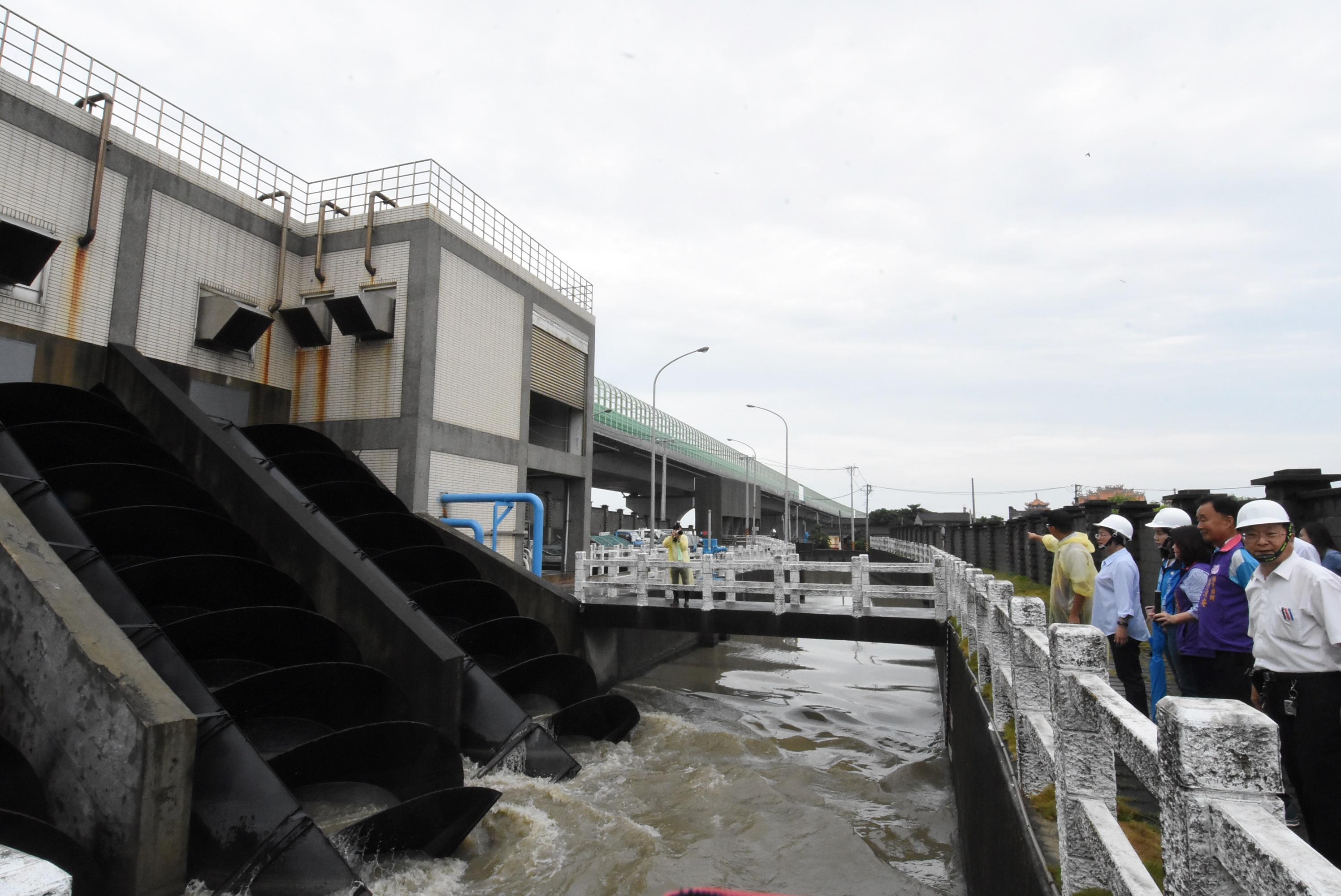 彰化縣水利建造物檢查中央考評  成果優異並列冠軍  獲一千萬元補助