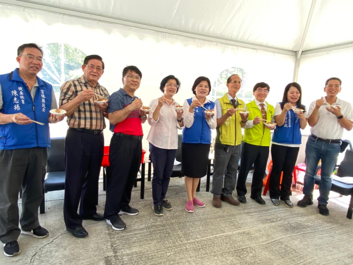 彰化縣政府優質農機廠家參加雲林農機展  首次結合彰化優鮮農特產前進雲林聯合展示