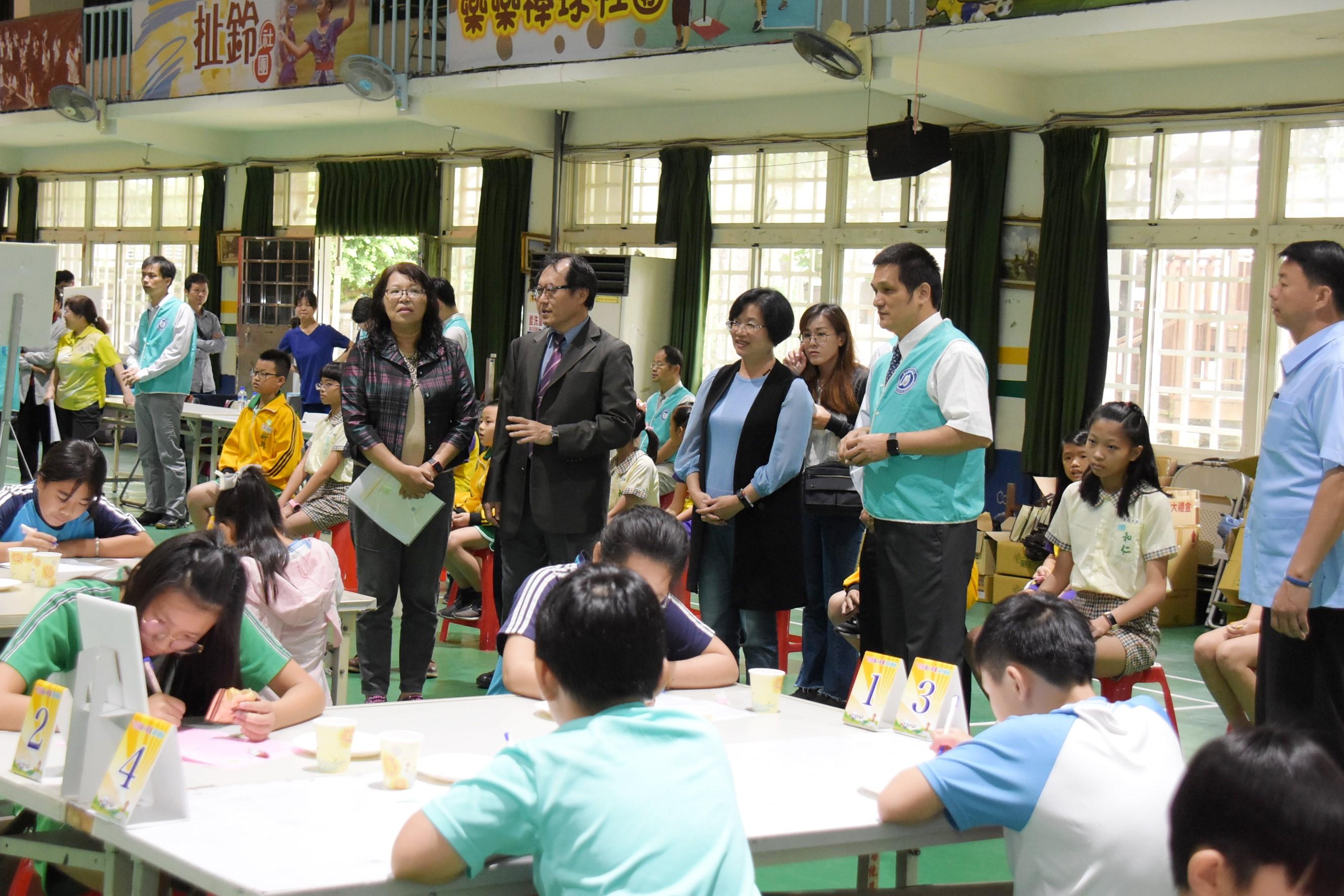 好消息!彰化縣推動健康促進學校計畫 再度榮獲全國特優