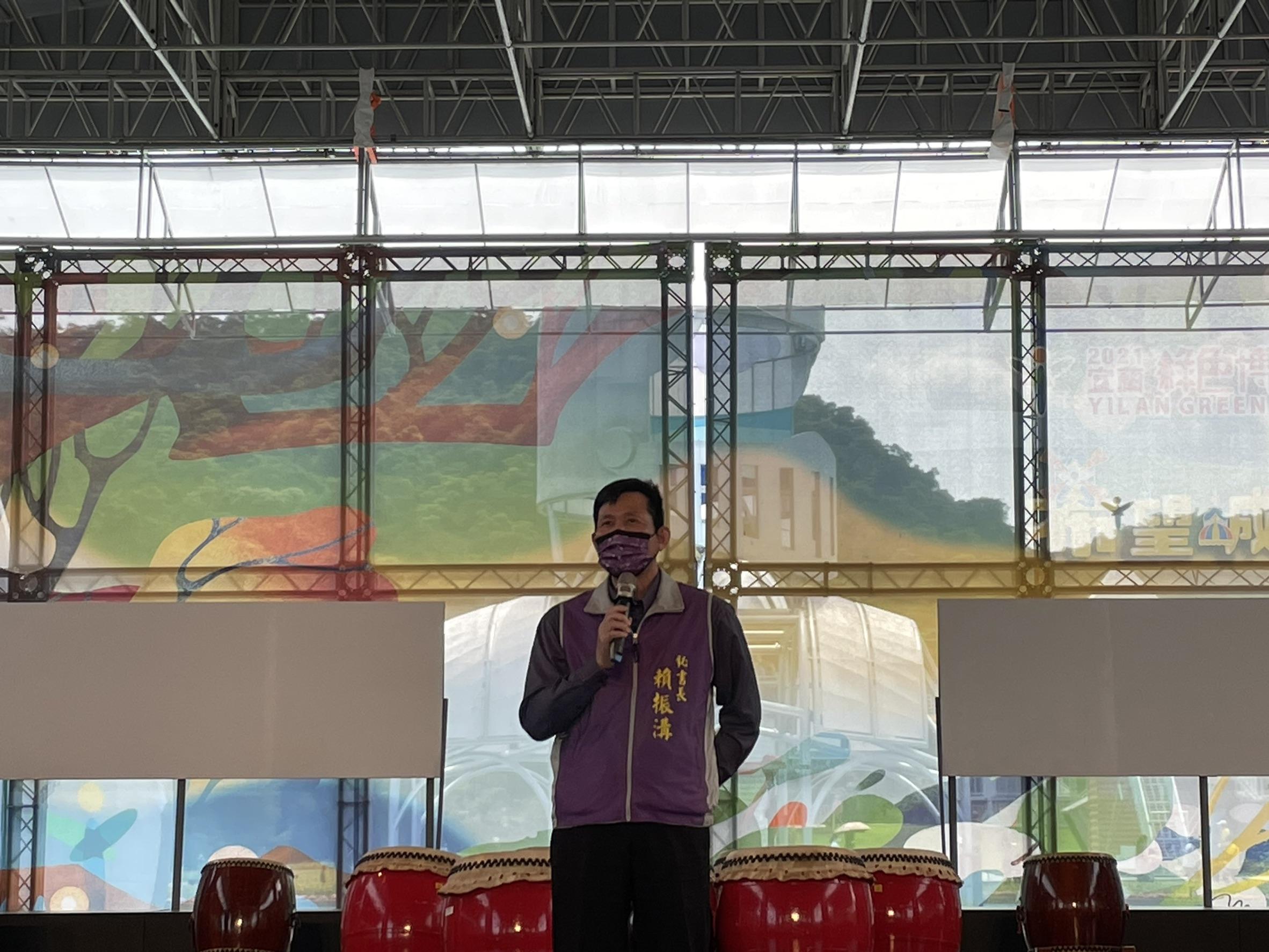彰化優鮮進軍2021宜蘭綠色博覽會 「彰化物產館」27日開幕