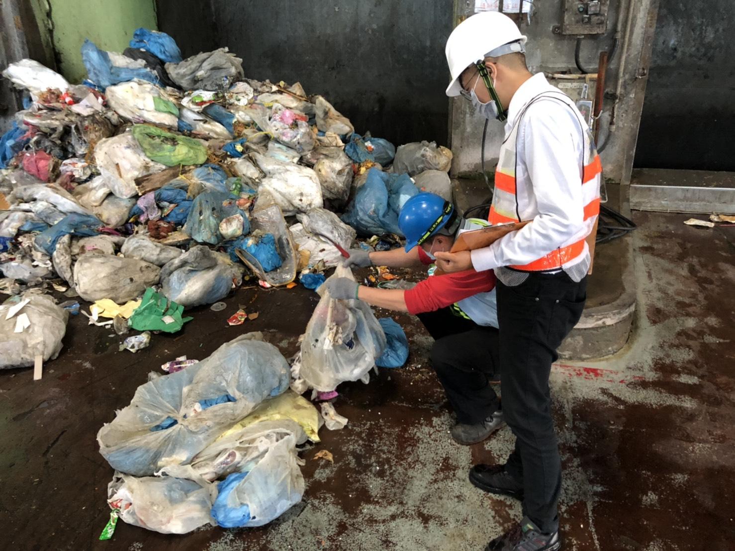 彰化縣拚垃圾減量 較去年同期減量1,075公噸