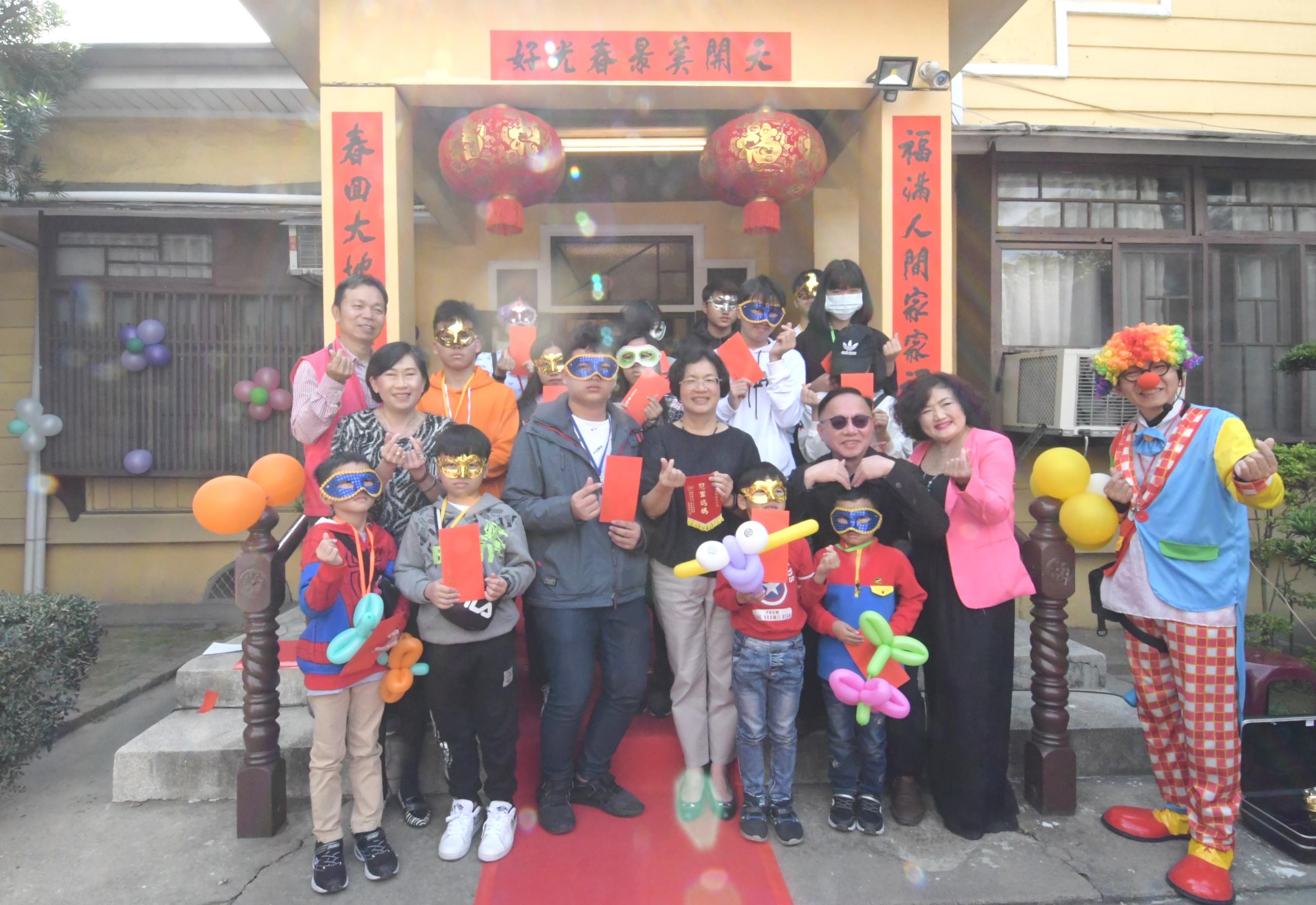 彰化縣政府109年度 親親寶貝幸福饗宴 與縣長媽媽有約