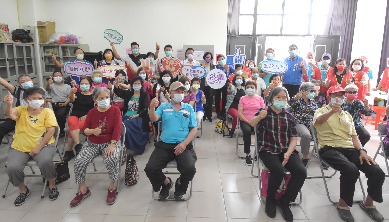 彰化縣第290個社區關懷據點在新興社區揭牌