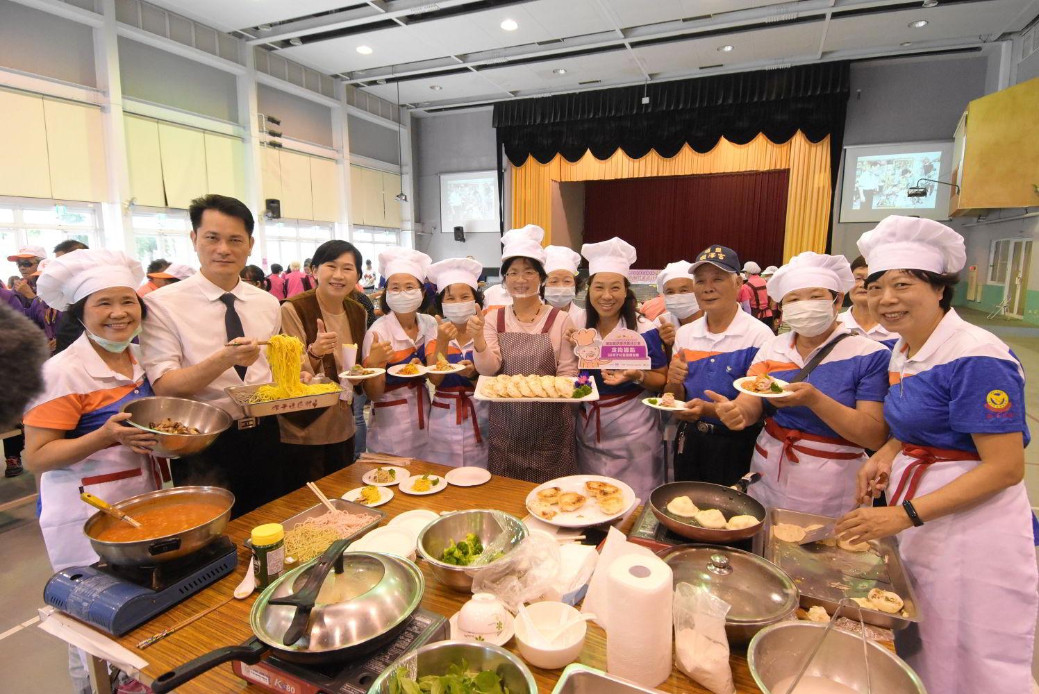 12共食成果展-各社區料理3(開啟新視窗)