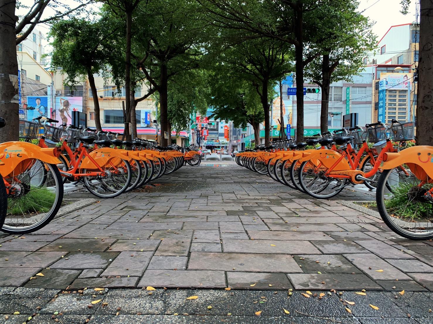 彰化縣公共自行車YouBike1.0自110年7月27日起恢復營運